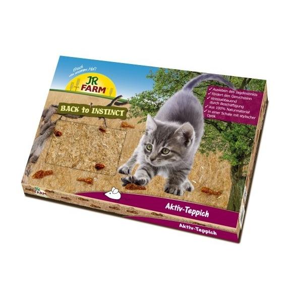 JR Farm JR Cat Aktiv-Teppich für Katzen, B 55 x L 37 x H 4 cm