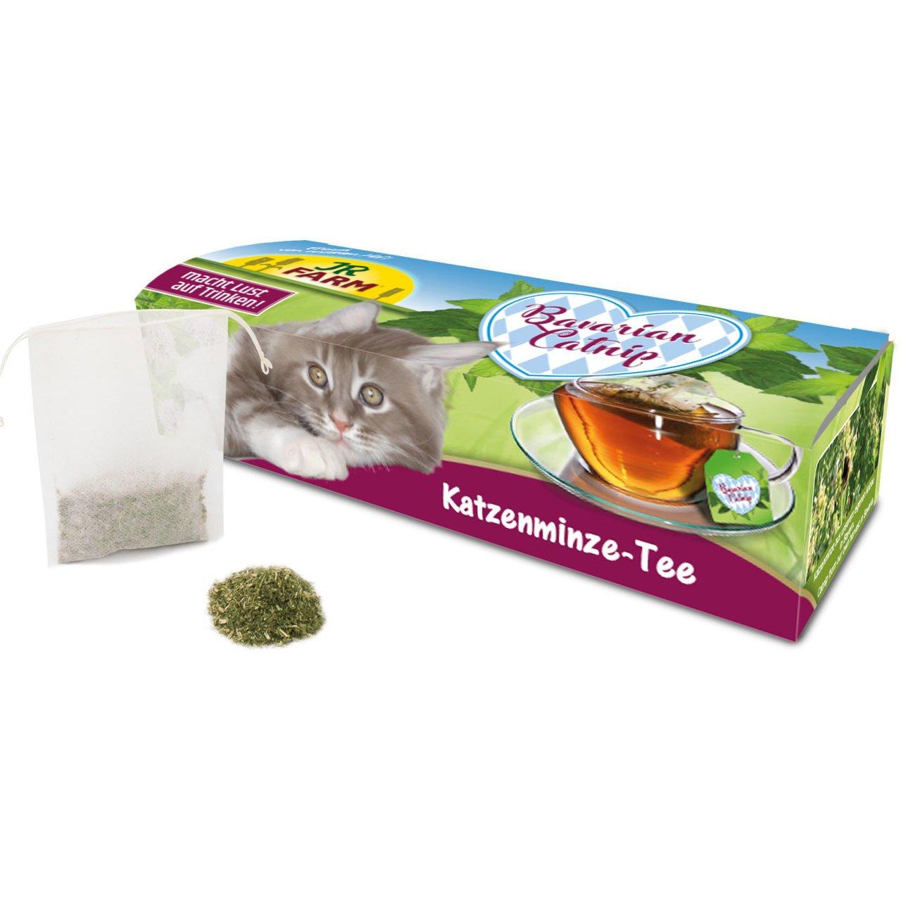JR Farm Bavarian Catnip Katzenminze-Tee, 12g