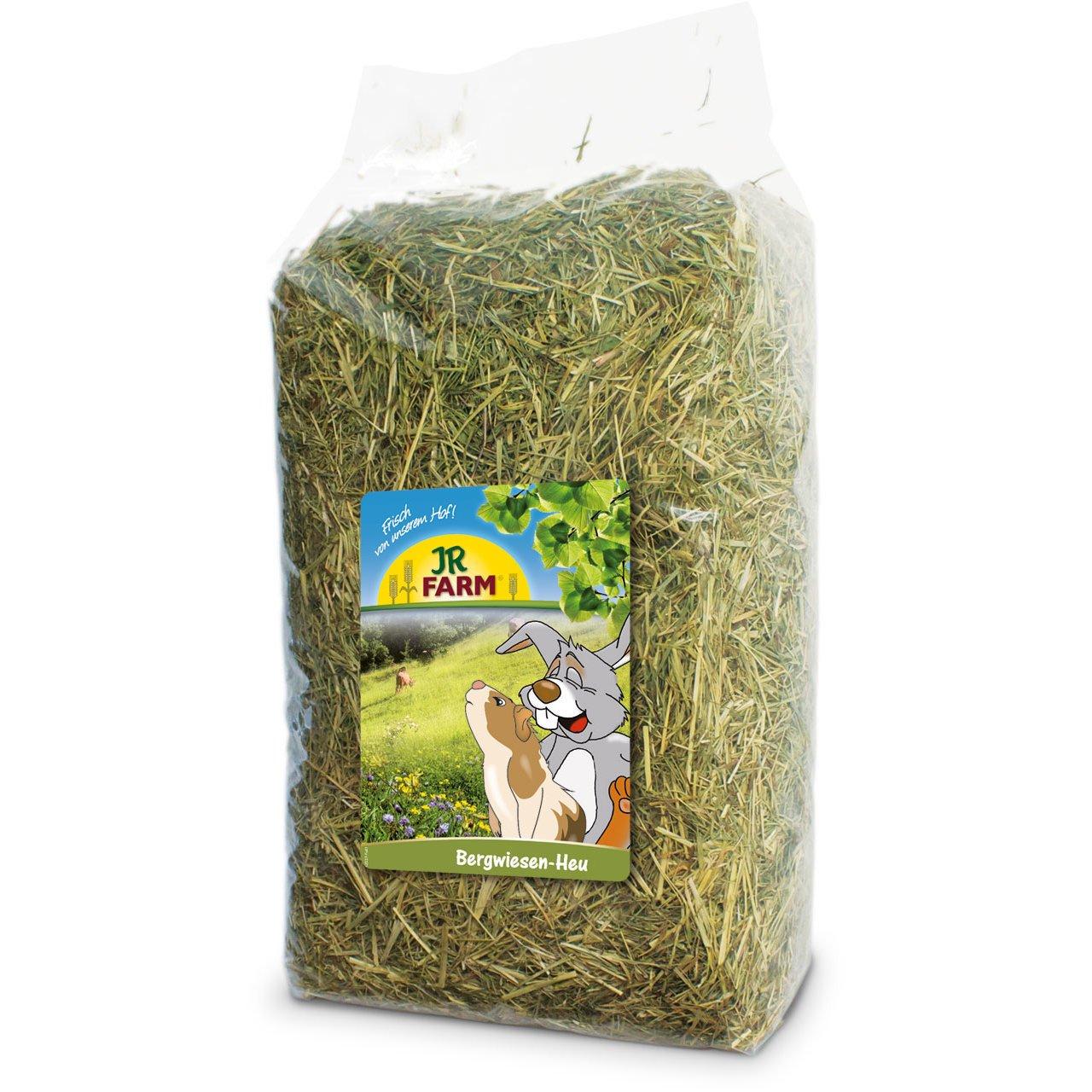 JR Farm Bergwiesen Heu, 1,5 kg