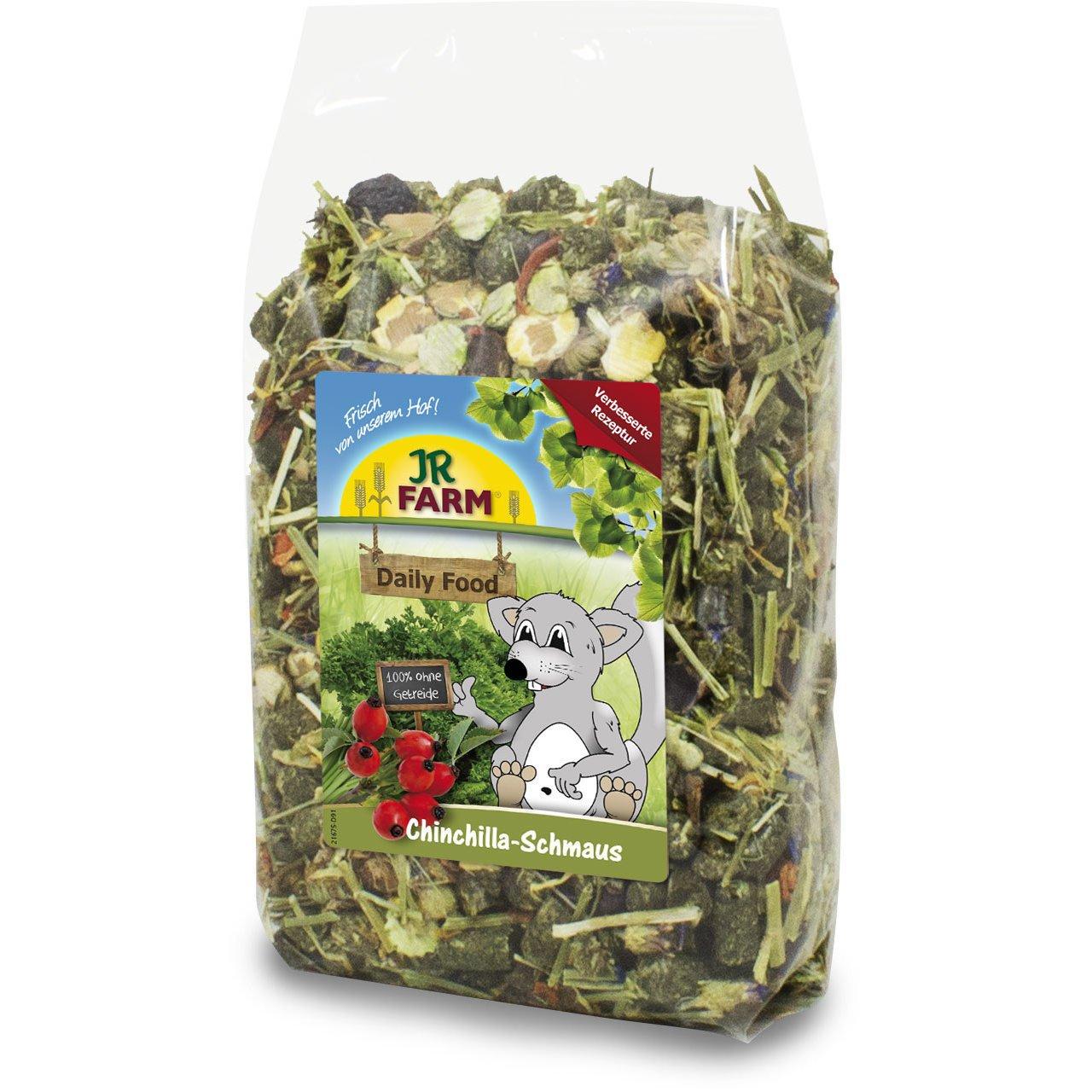 JR Farm Chinchilla Schmaus, 1,2 kg