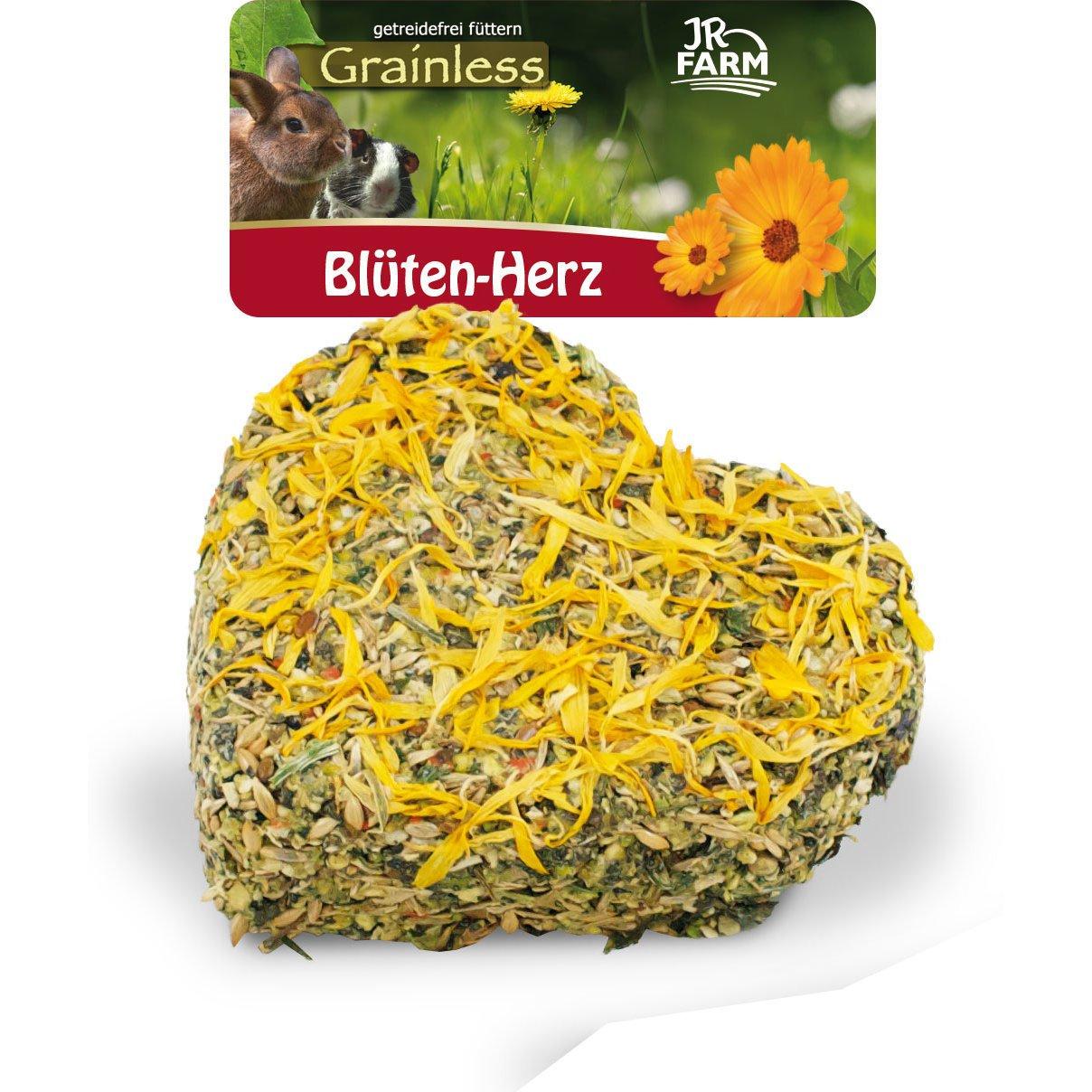 Grainless Blüten Herz Bild 1