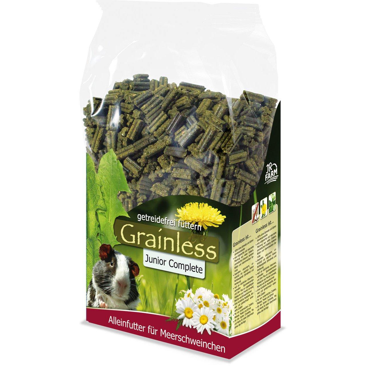 JR Farm Grainless Complete Meerschweinchen, Bild 5