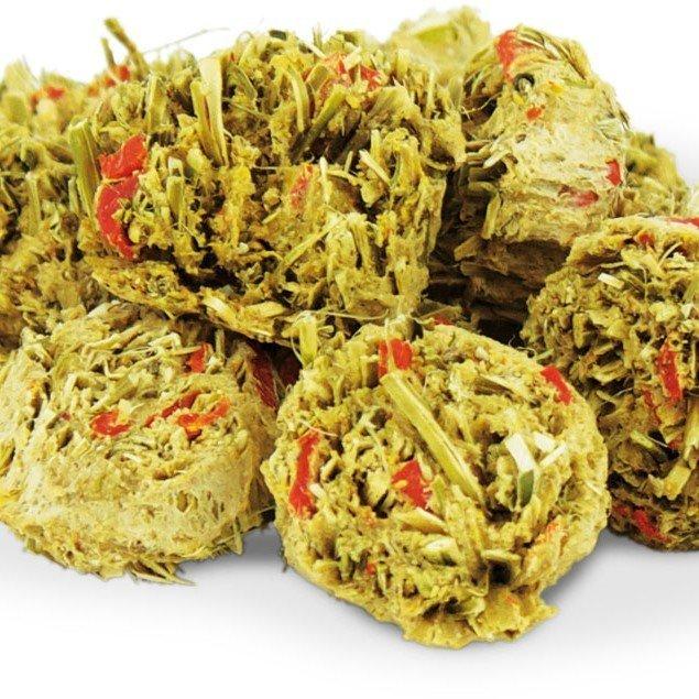 Knabber Bällchen mit Gemüse Bild 2