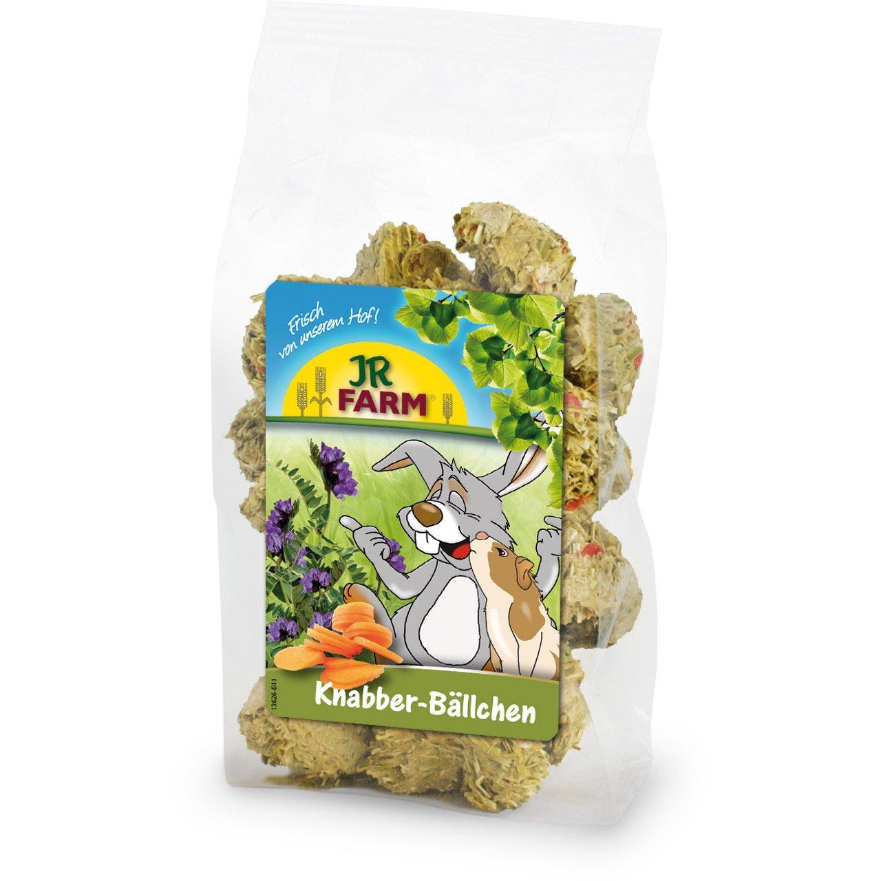 JR Farm Knabber Bällchen mit Gemüse, 150 g