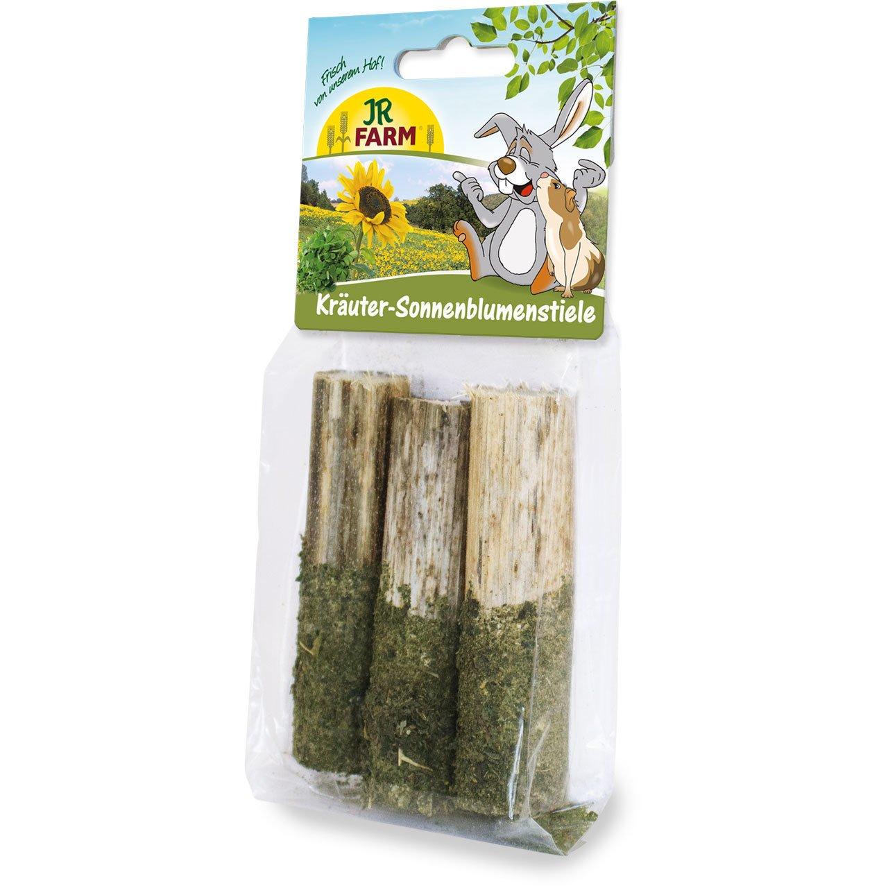 JR Farm Kräuter Sonnenblumenstiele, 20 g