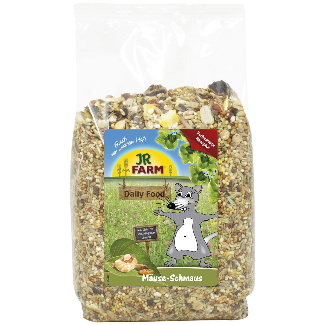 JR Farm Mäuse-Schmaus, 2,5kg
