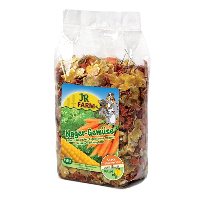JR Farm Nager-Gemüse, 150 g