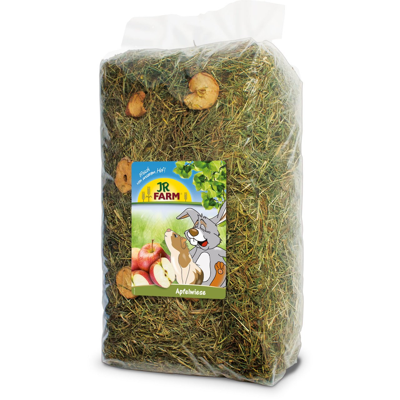JR Farm Premium Heu Kräuterwiese, Apfelwiese, 1,5 kg