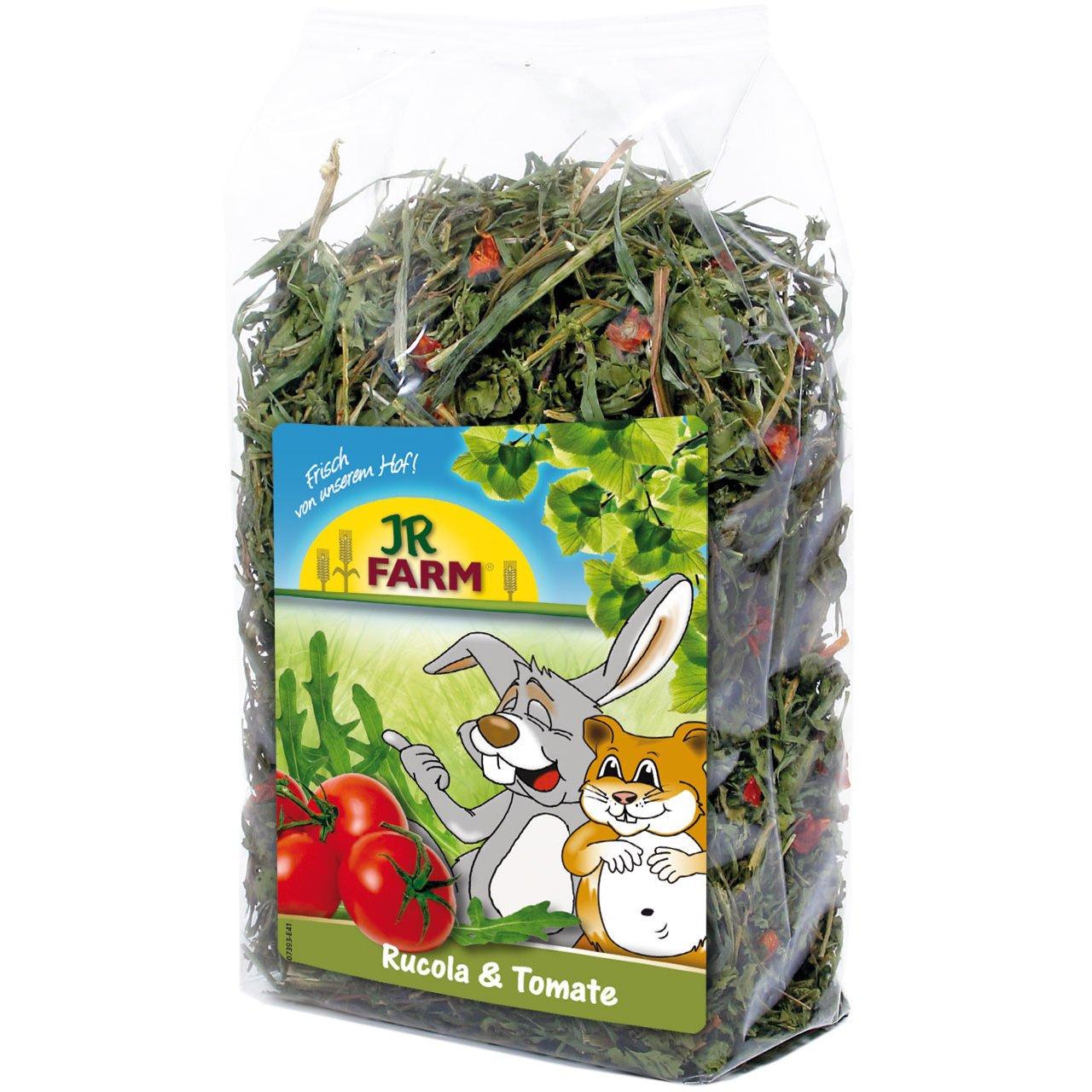 JR Farm Rucola & Tomate, 100 g