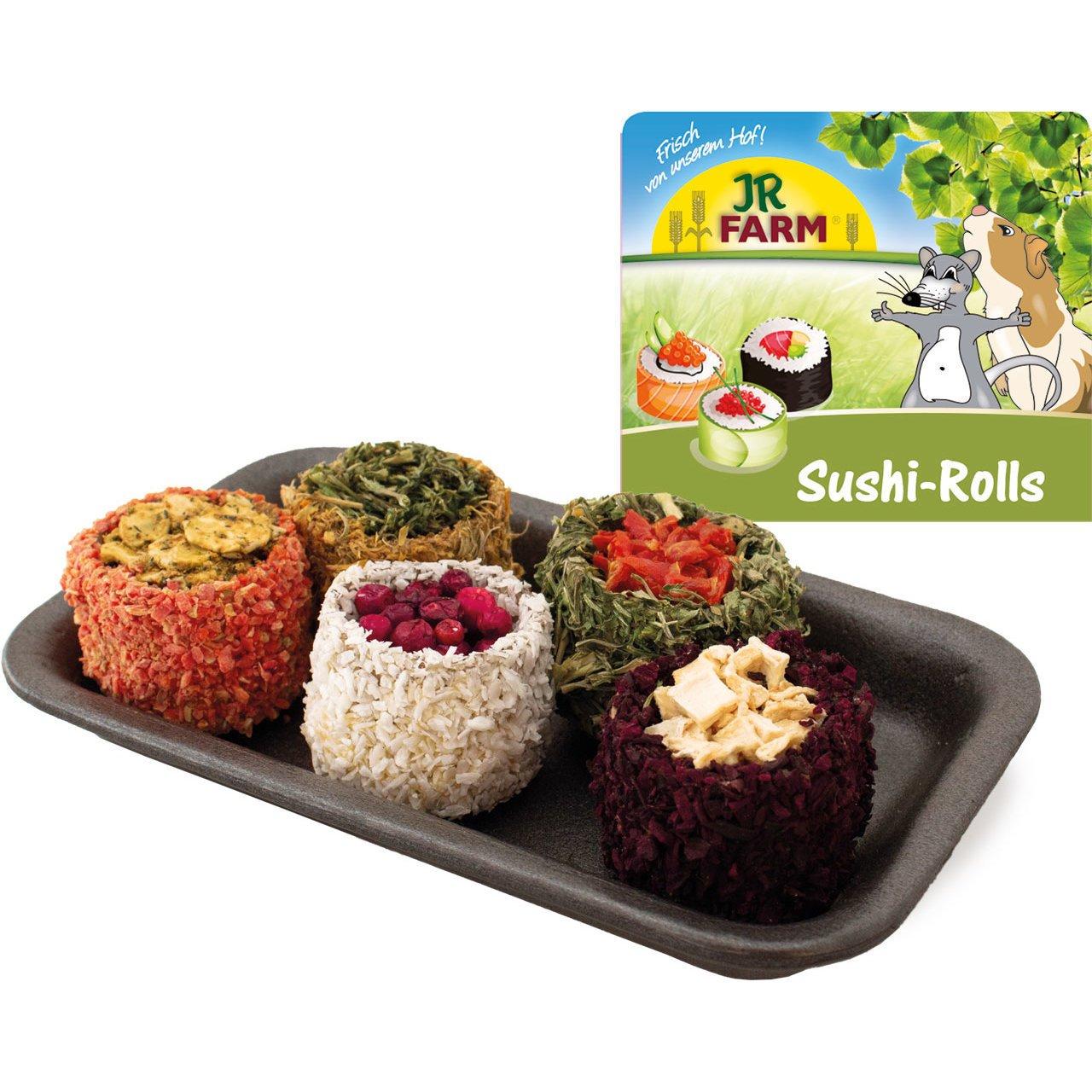 JR Farm Sushi-Rolls, 5 Stück (100 g)