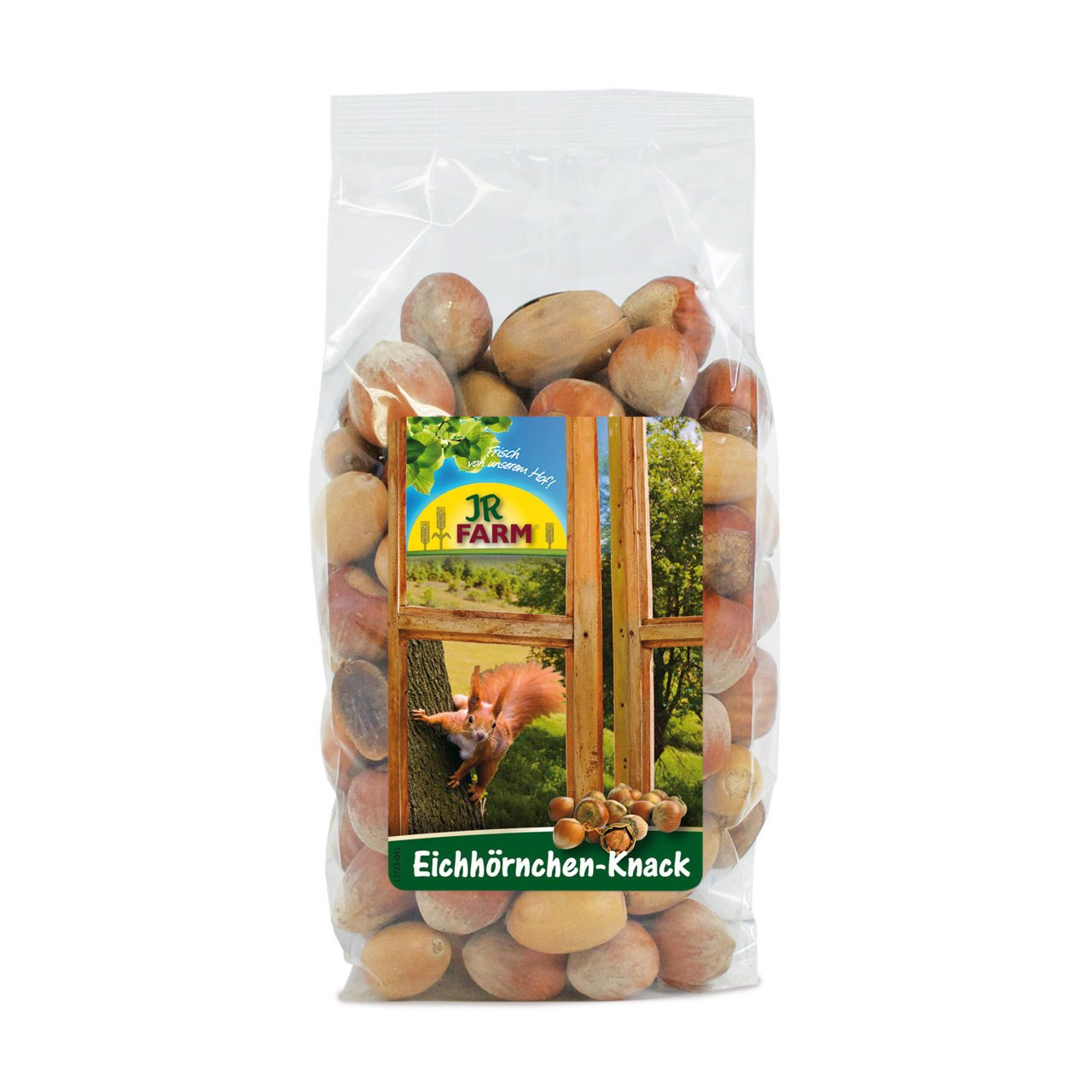 JR Farm JR Garden Eichhörnchen-Knack, 250g