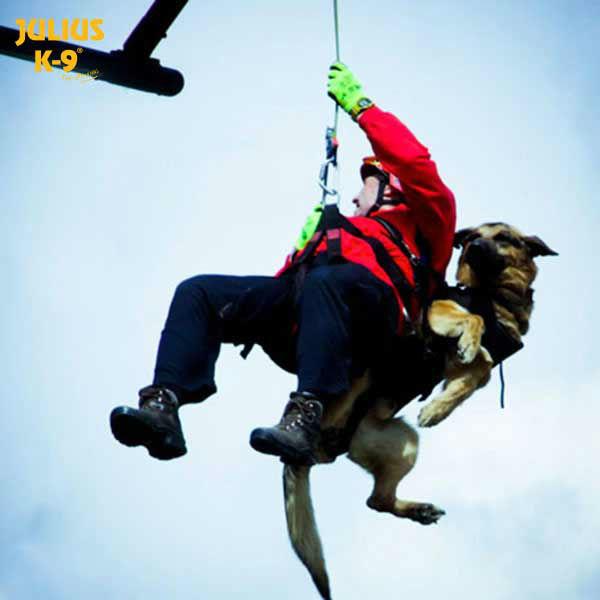 Julius K9 Abseil- und Tragegeschirr für Hunde, Bild 11