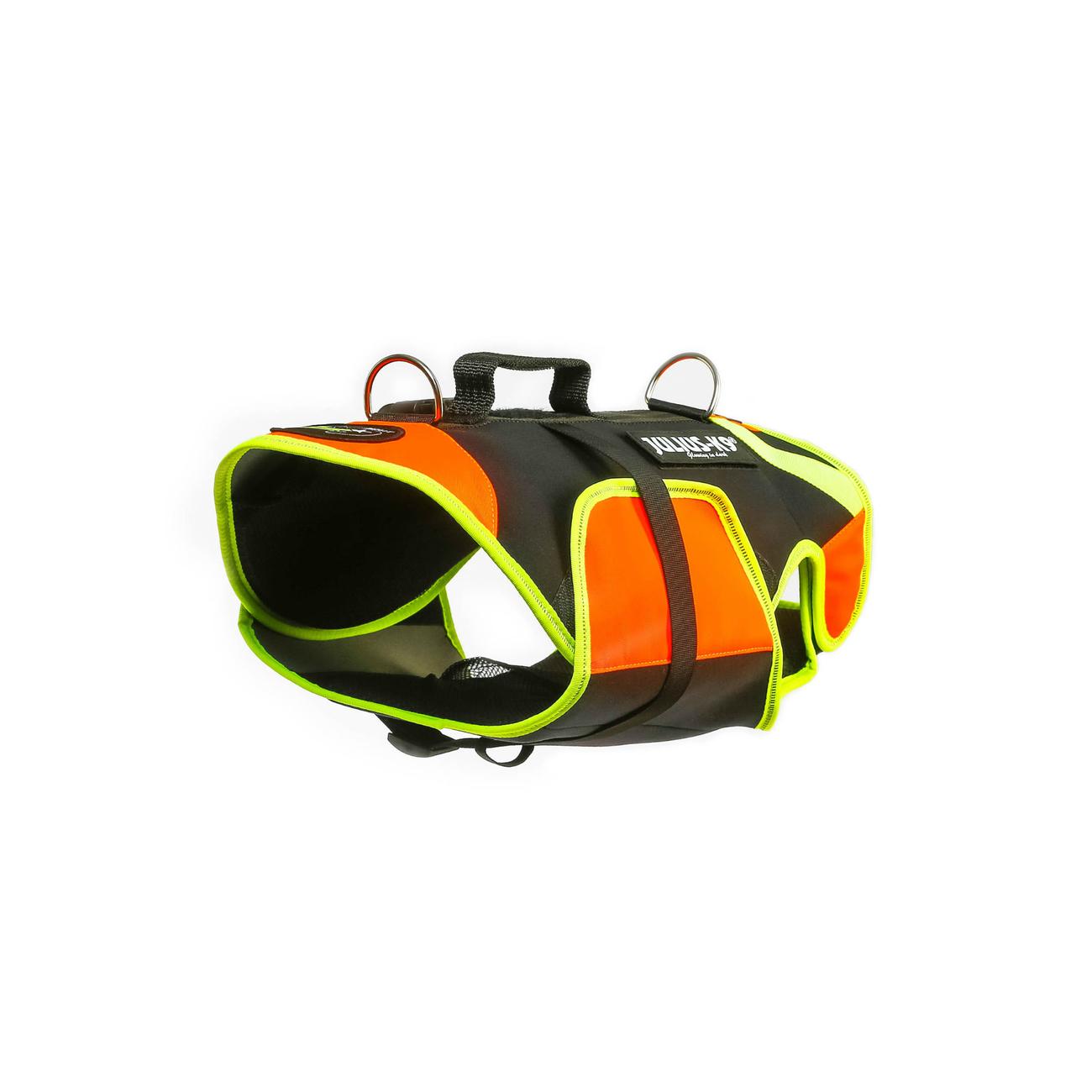 Julius K9 IDC® Multifunktionsweste Neon für Hunde, Bild 3