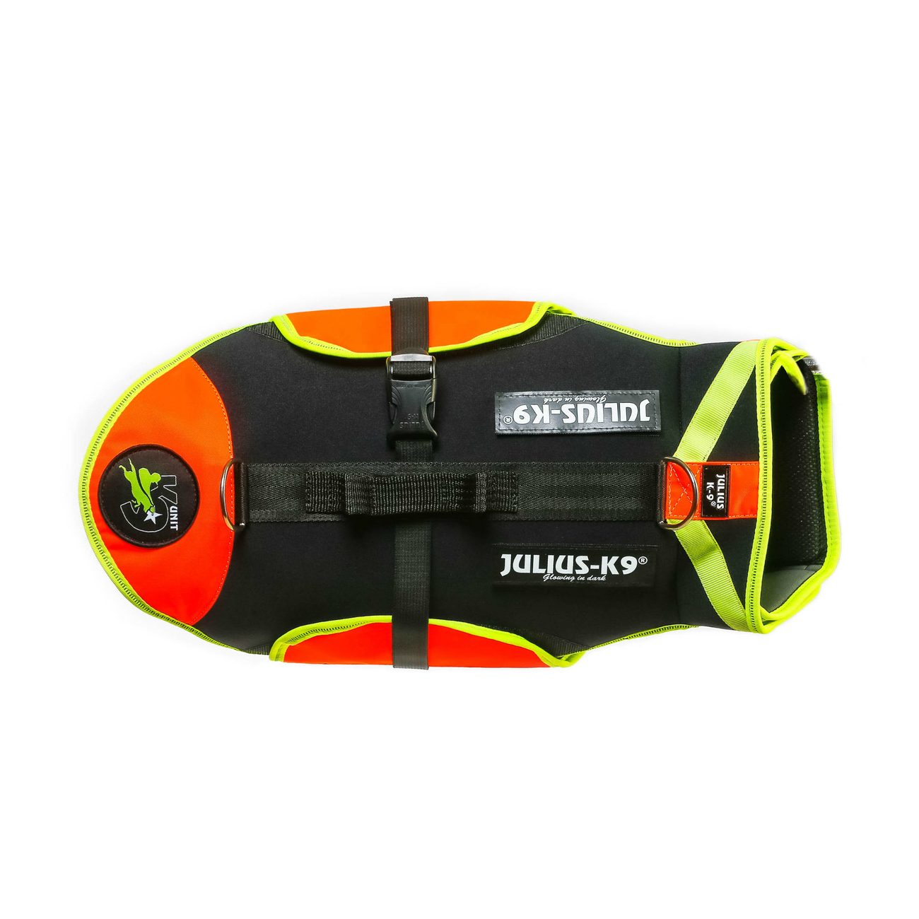 Julius K9 IDC® Multifunktionsweste Neon für Hunde, Bild 9