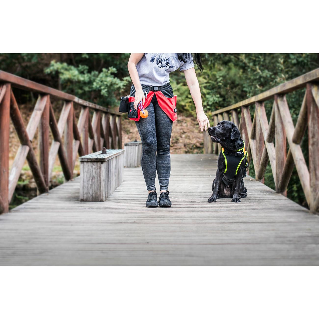 Julius K9 IDC® Multifunktionsweste Neon für Hunde, Bild 12