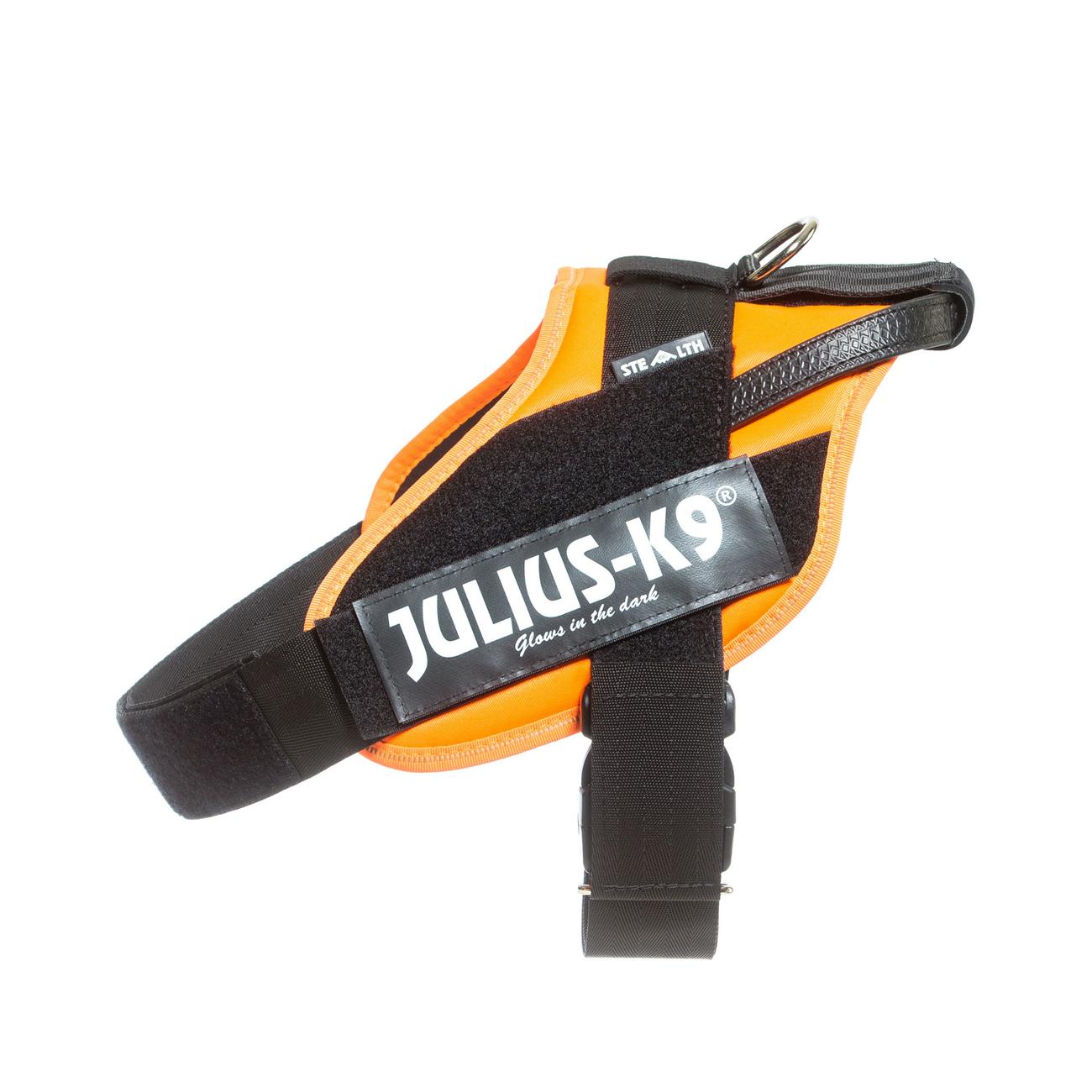 Julius K9 IDC® STEALTH Powergeschirr mit Logofeld, Bild 2
