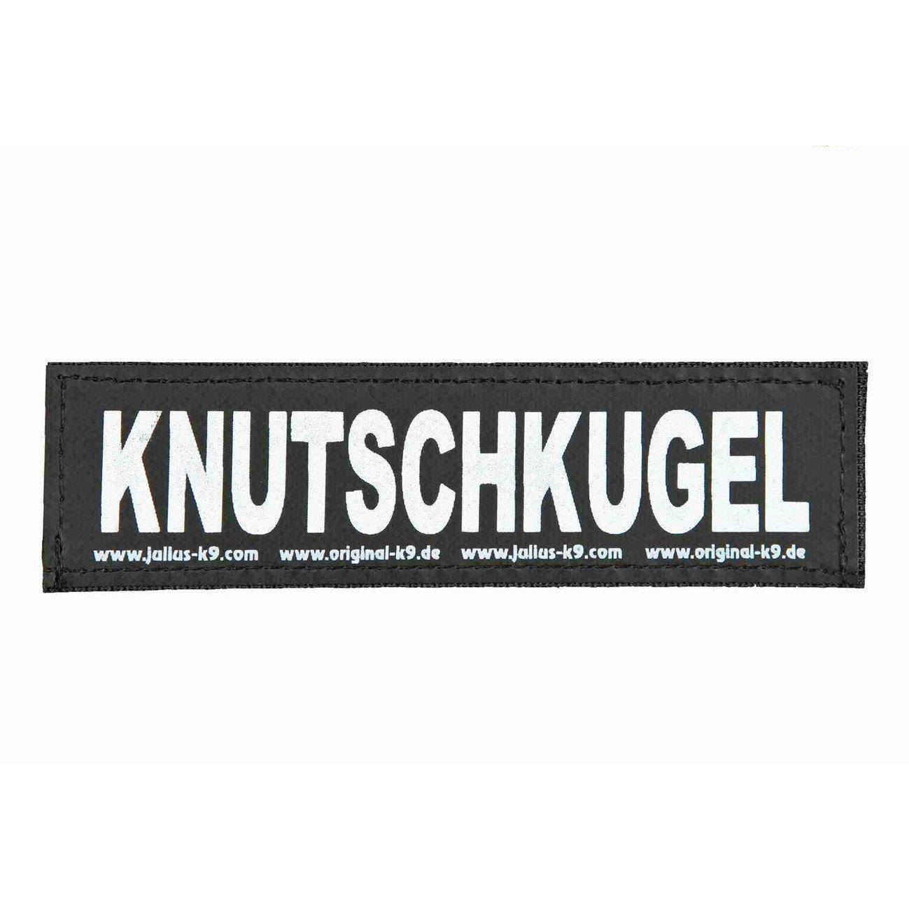 Julius K9 Klettlogos Klettsticker S klein, Bild 25
