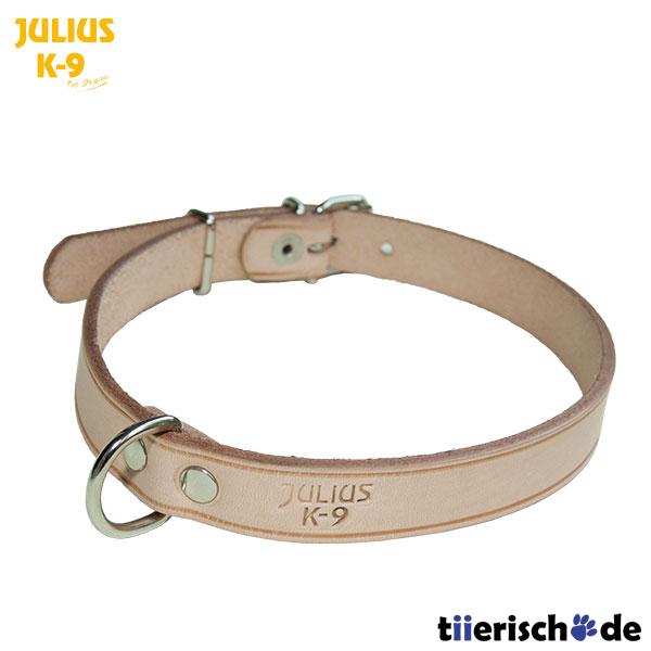 Julius K9 Lederhalsband genietet, Bild 5