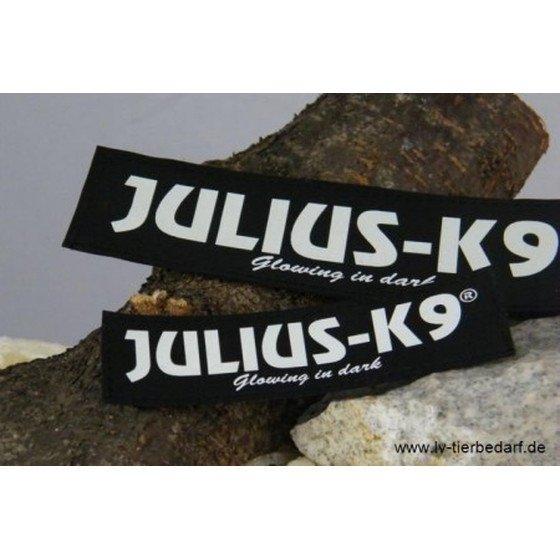 Julius K9 Logo Klettsticker groß G-L, Bild 44