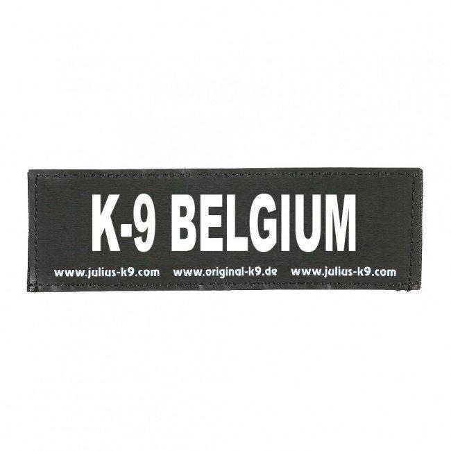 Julius K9 Logo Klettsticker klein G - L, Bild 25
