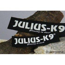 Julius K9 Logo Klettsticker klein G - L, Bild 77