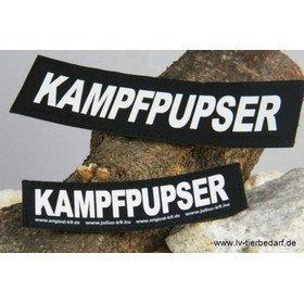 Julius K9 Logo Klettsticker klein G - L, KAMPFPUPSER