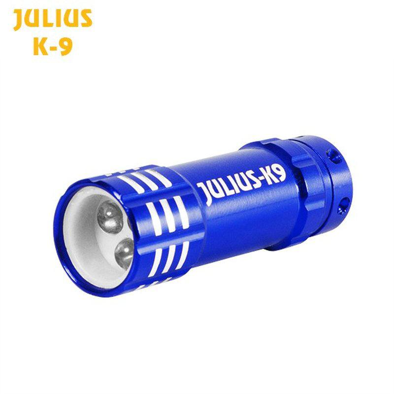 Julius K9 Taschenlampe für Geschirr