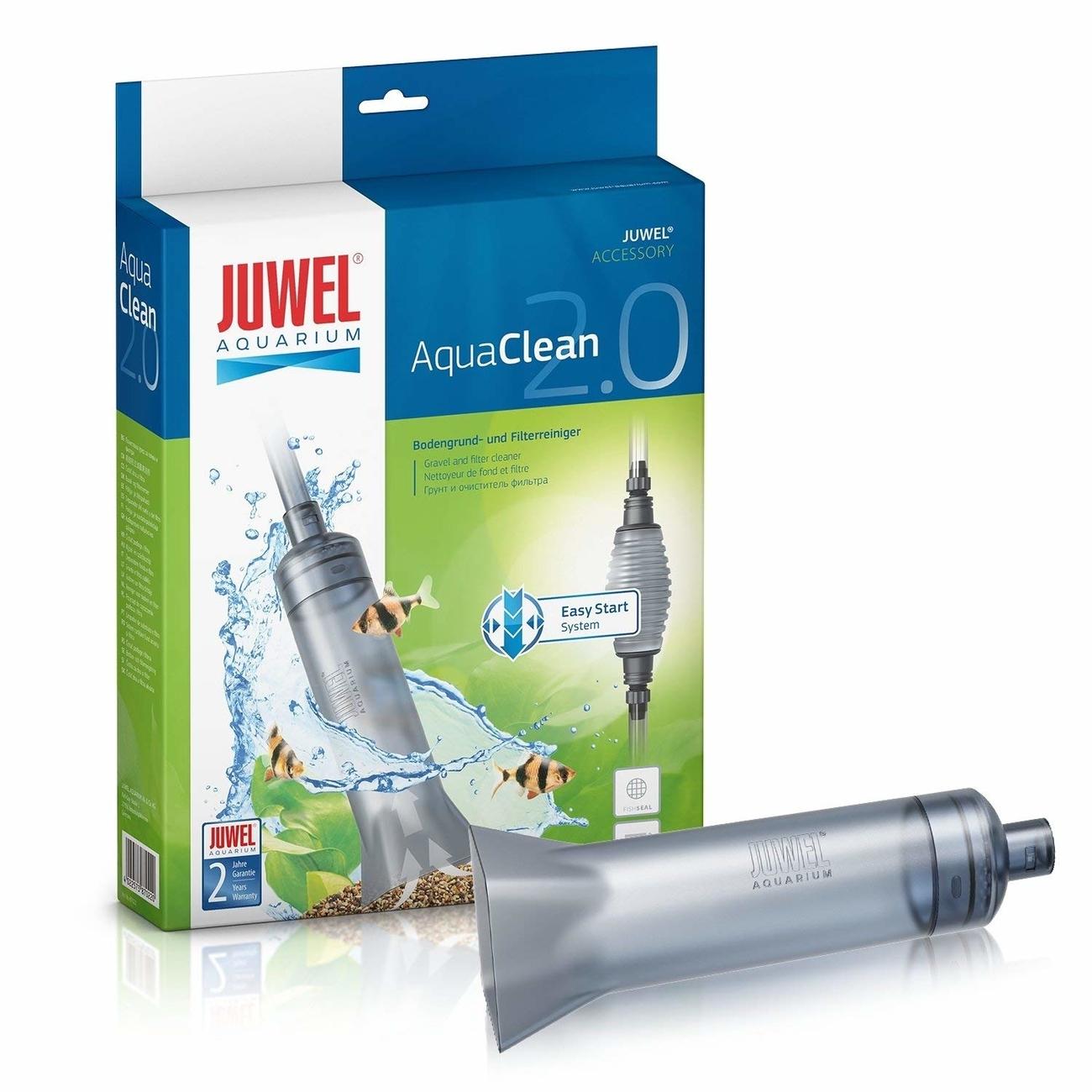 Juwel Aqua Clean 2.0 Bodengrund & Filterreiniger