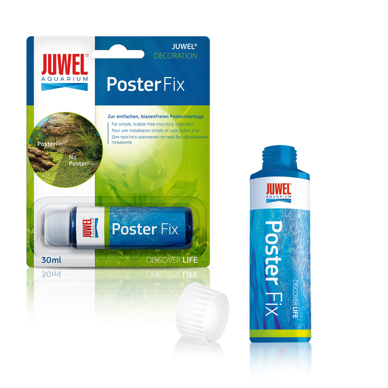 JUWEL Aquarium Poster Fix, 30 ml