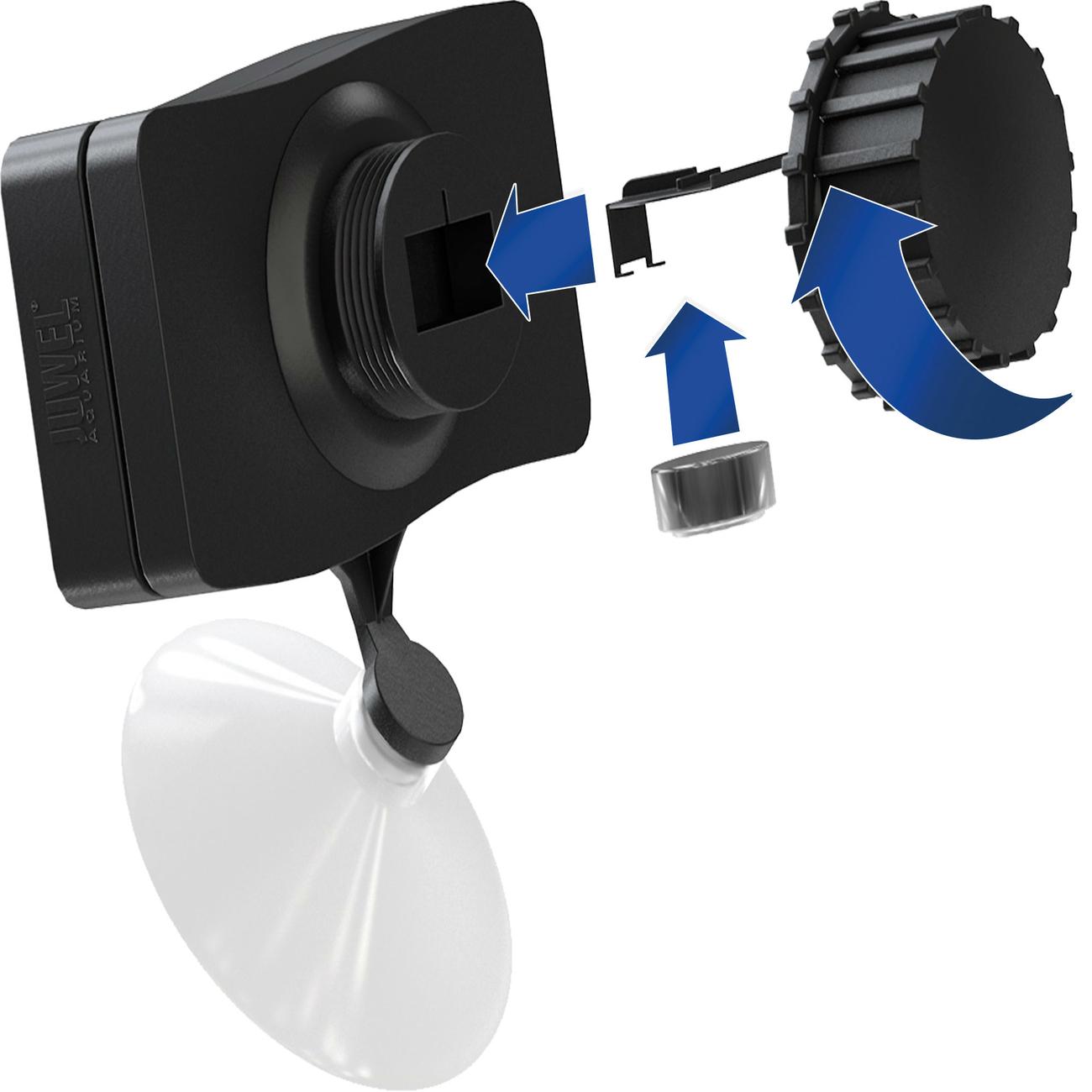 Juwel Digitalthermometer 2.0 für Aquarien, Bild 4