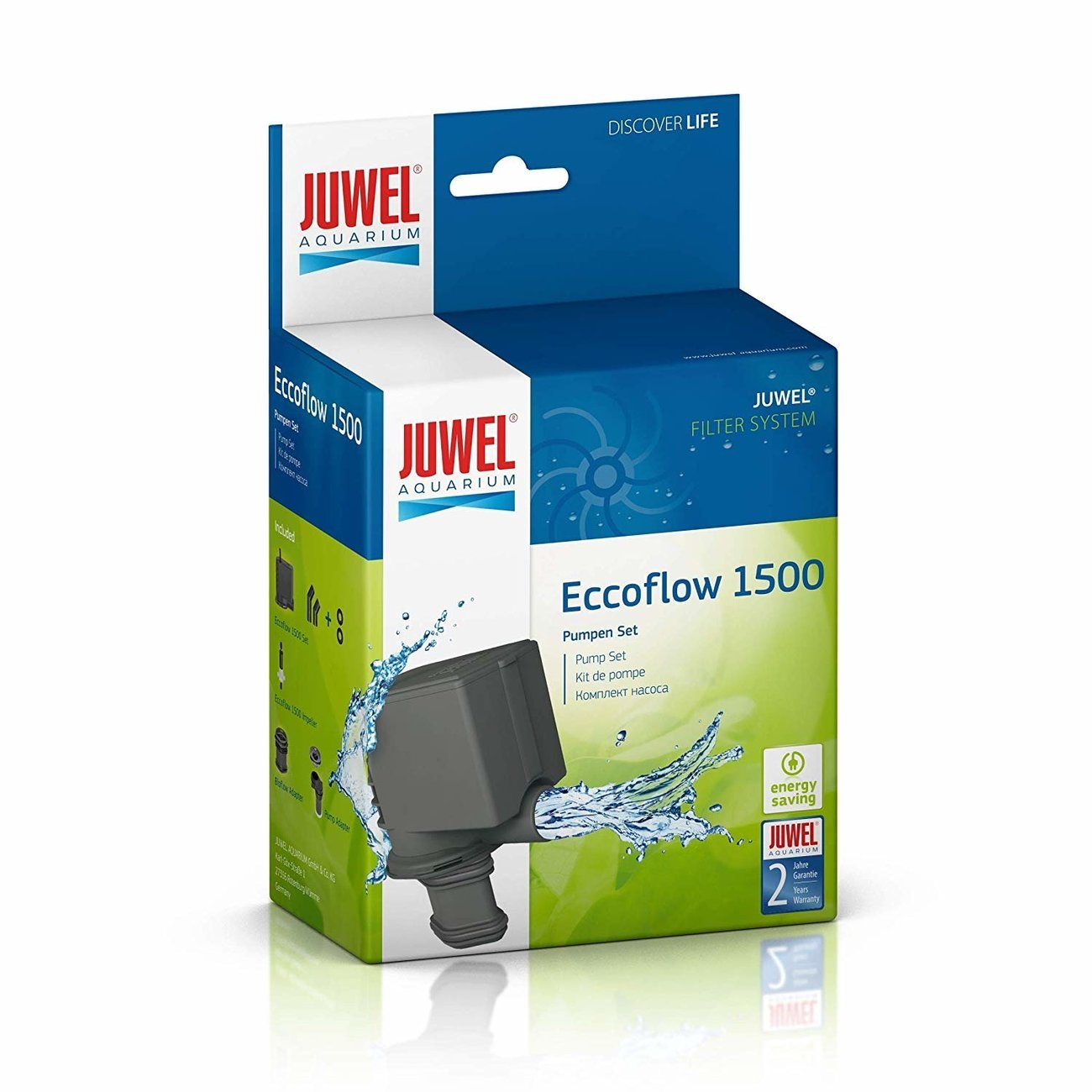 Juwel Eccoflow Pumpe, Bild 10