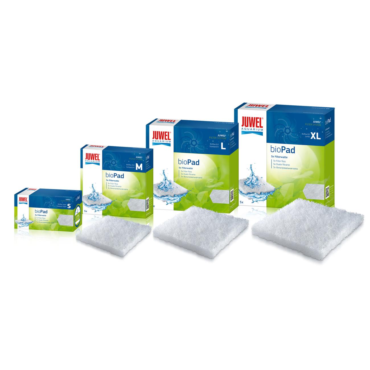 Juwel JUWEL Filterwatte bioPad