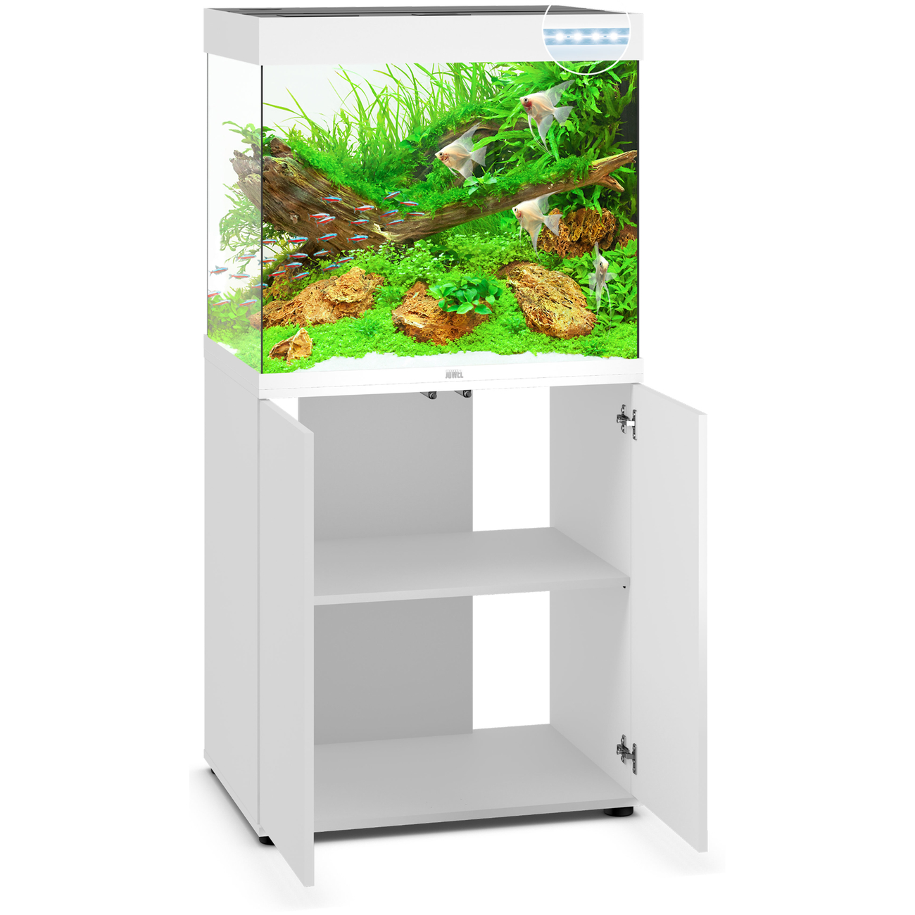 Juwel Lido 200 LED Aquarium mit Unterschrank, Bild 7