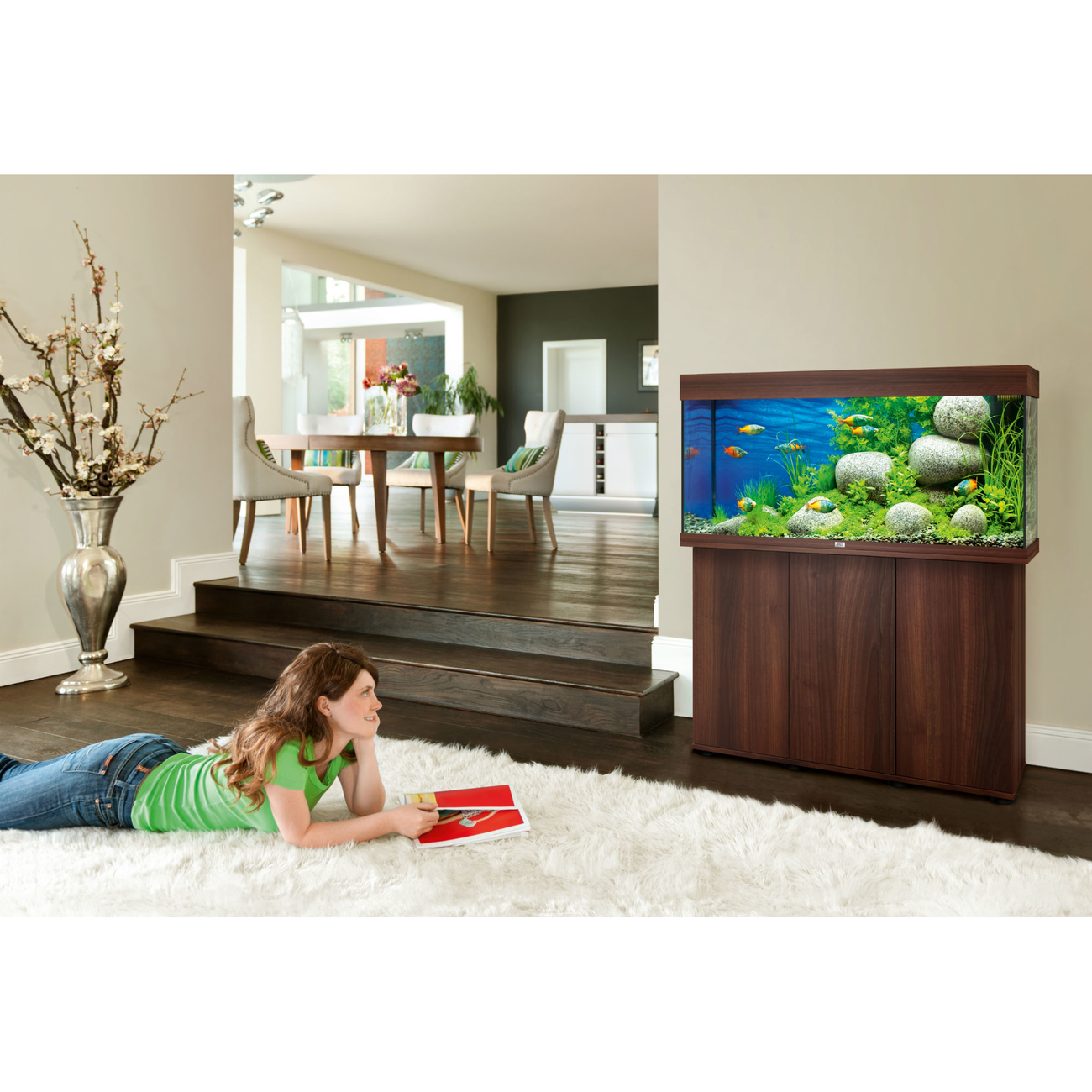 Juwel Rio 180 LED Aquarium mit Unterschrank SBX, Bild 11