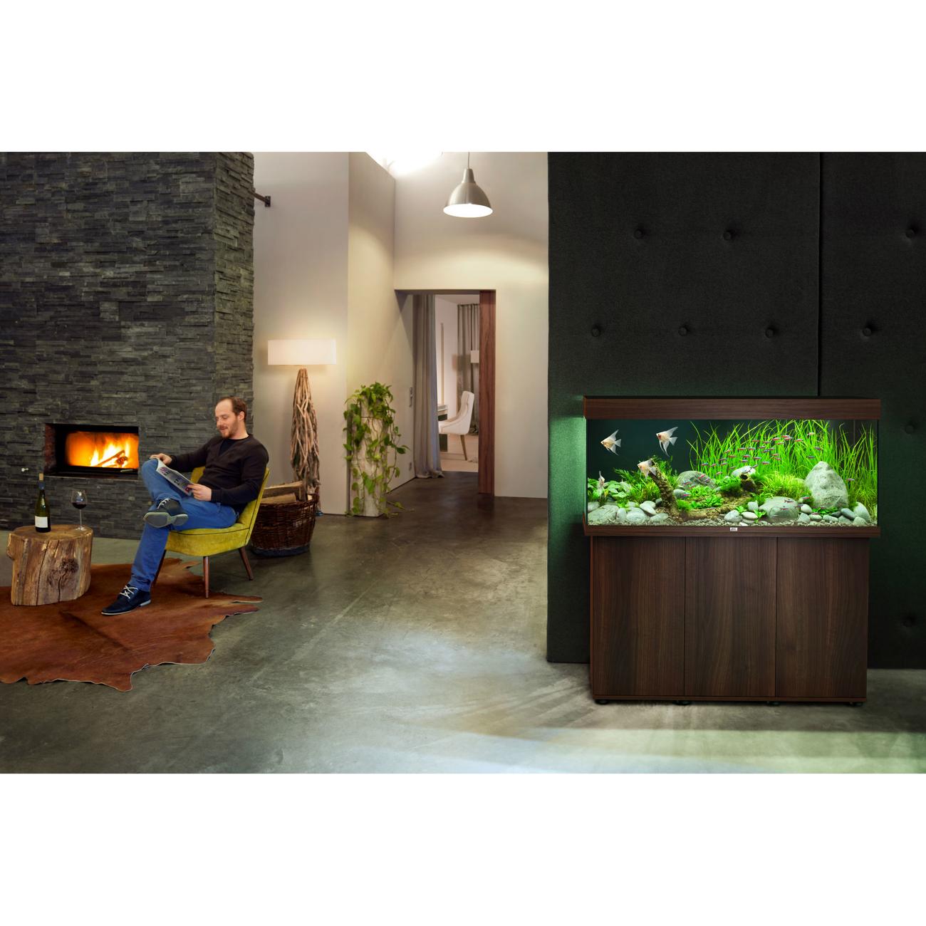 Juwel Rio 240 LED Aquarium mit Unterschrank, Bild 4