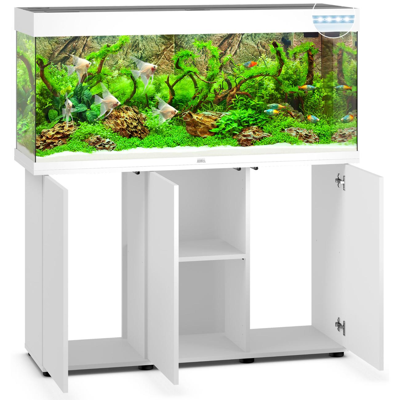 Juwel Rio 240 LED Aquarium mit Unterschrank, Bild 7