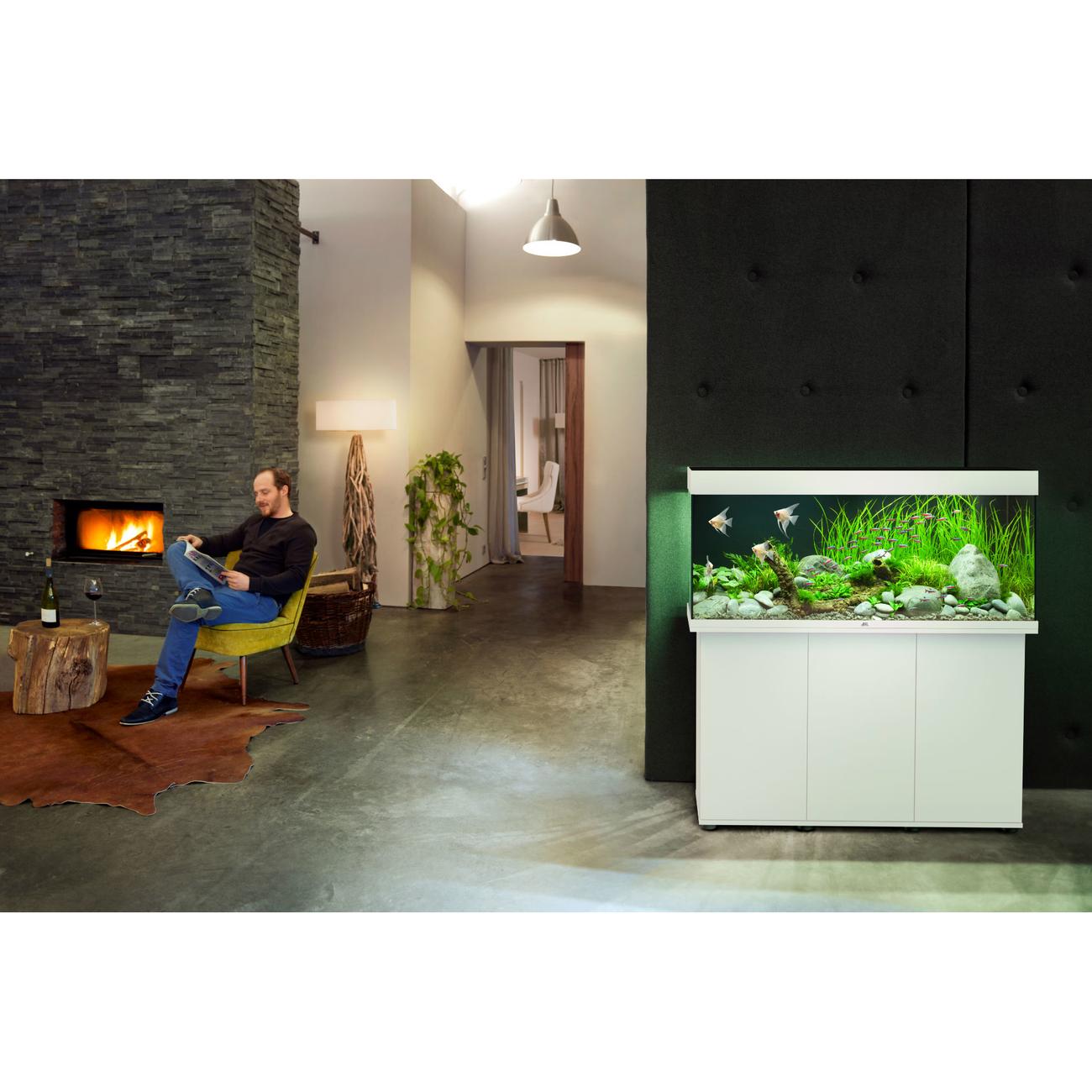 Juwel Rio 240 LED Aquarium mit Unterschrank, Bild 8