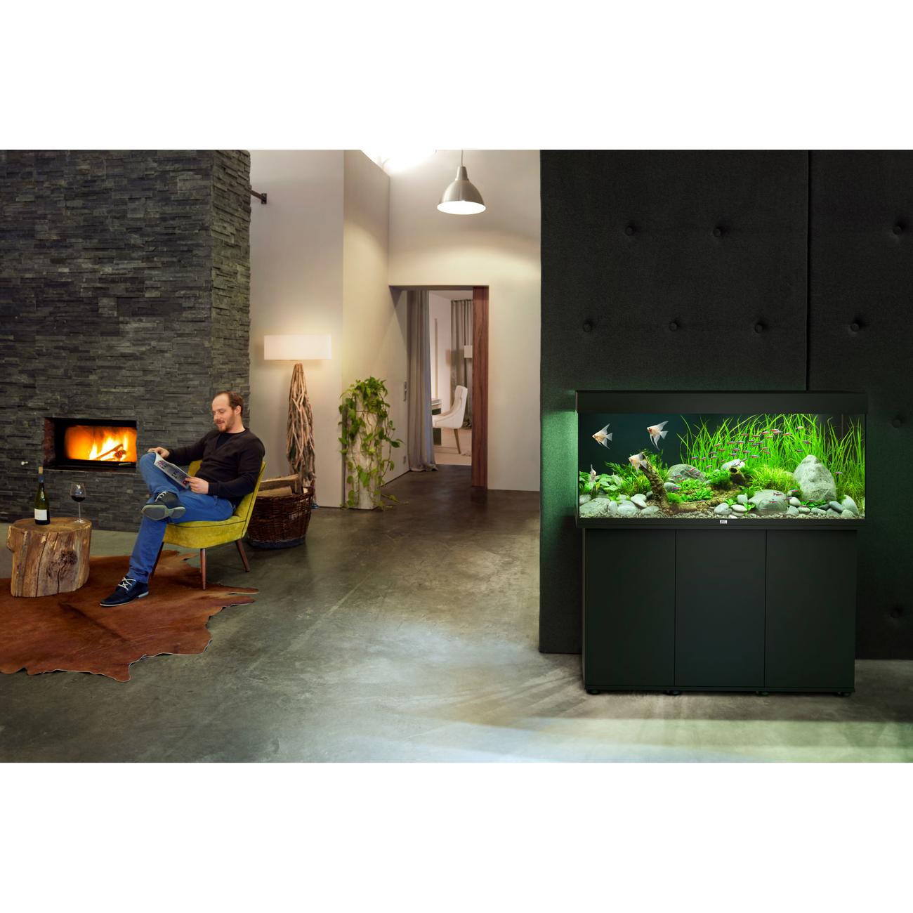 Juwel Rio 240 LED Aquarium mit Unterschrank, Bild 13