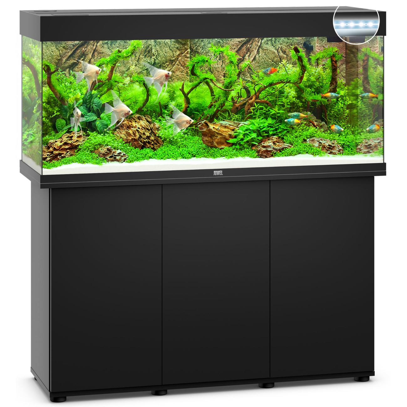 Juwel Rio 240 LED Aquarium mit Unterschrank, Bild 10