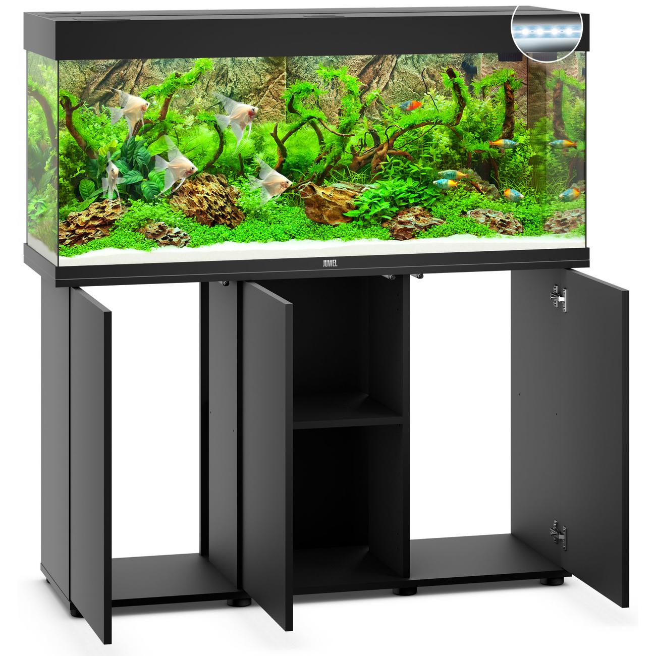 Juwel Rio 240 LED Aquarium mit Unterschrank, Bild 12