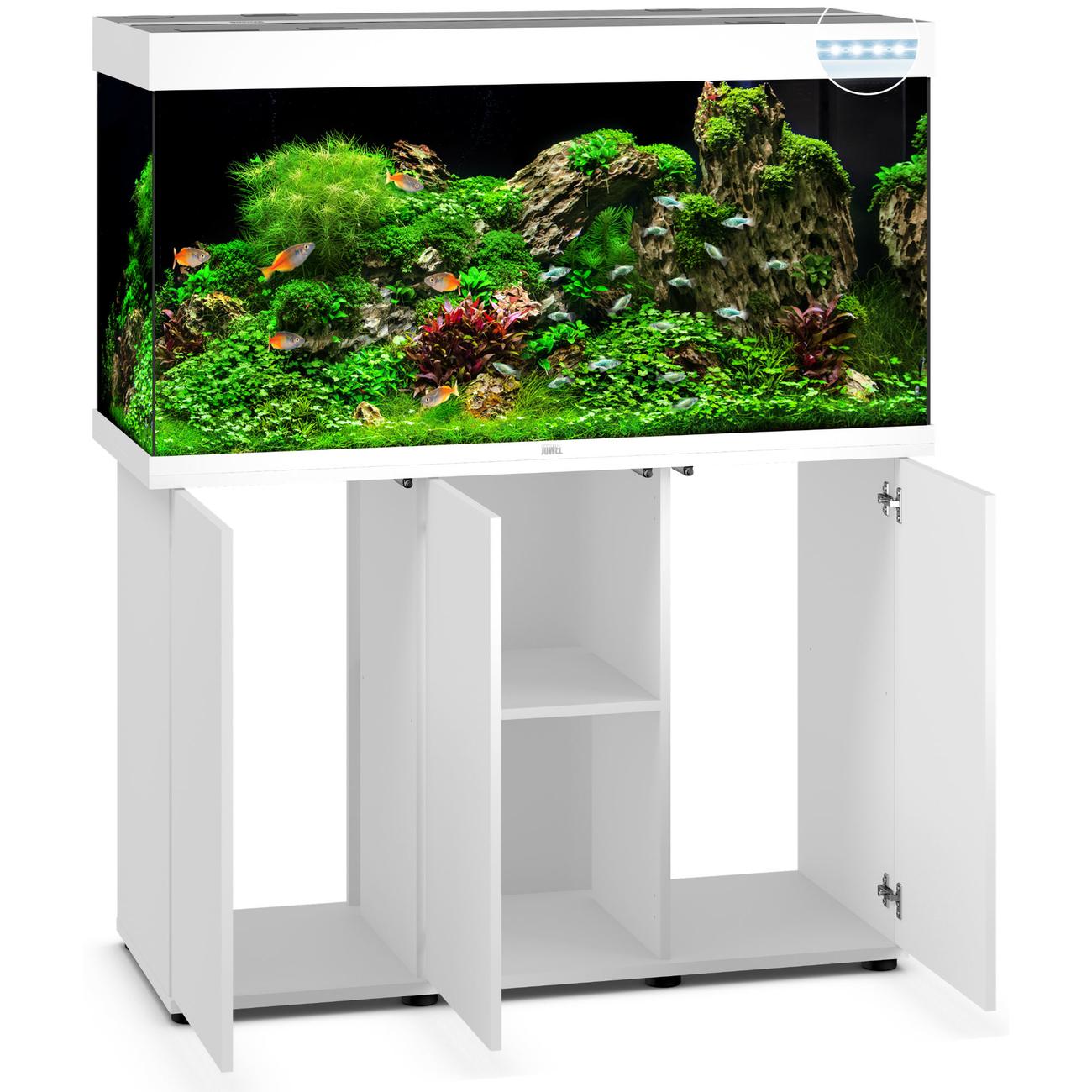 Juwel RIO 350 LED Aquarium mit Unterschrank, Bild 12