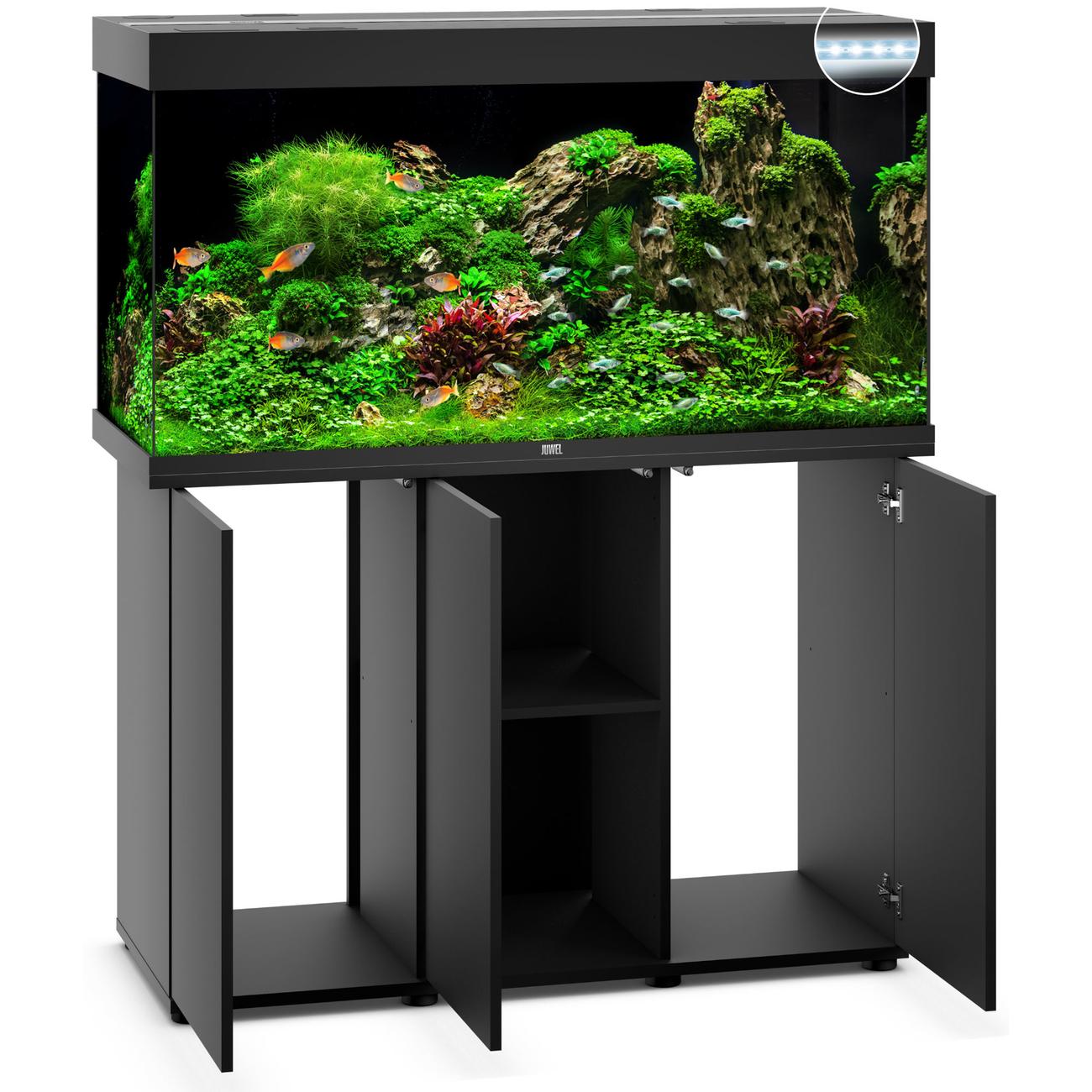 Juwel RIO 350 LED Aquarium mit Unterschrank, Bild 17