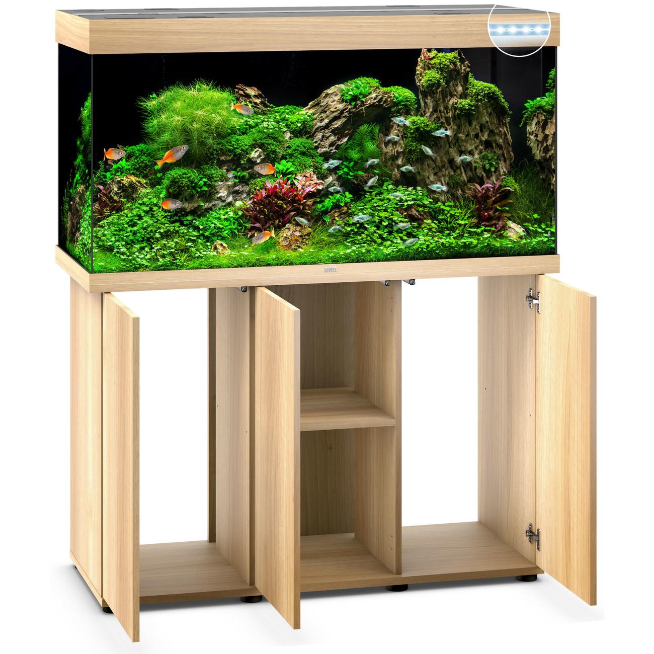Juwel RIO 350 LED Aquarium mit Unterschrank, Bild 2