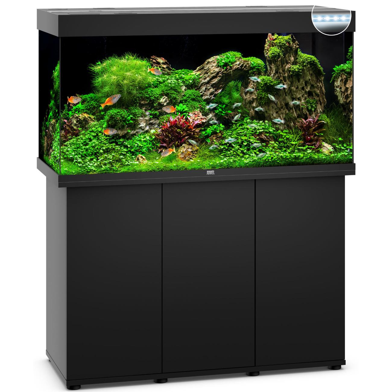 Juwel RIO 350 LED Aquarium mit Unterschrank, Bild 15
