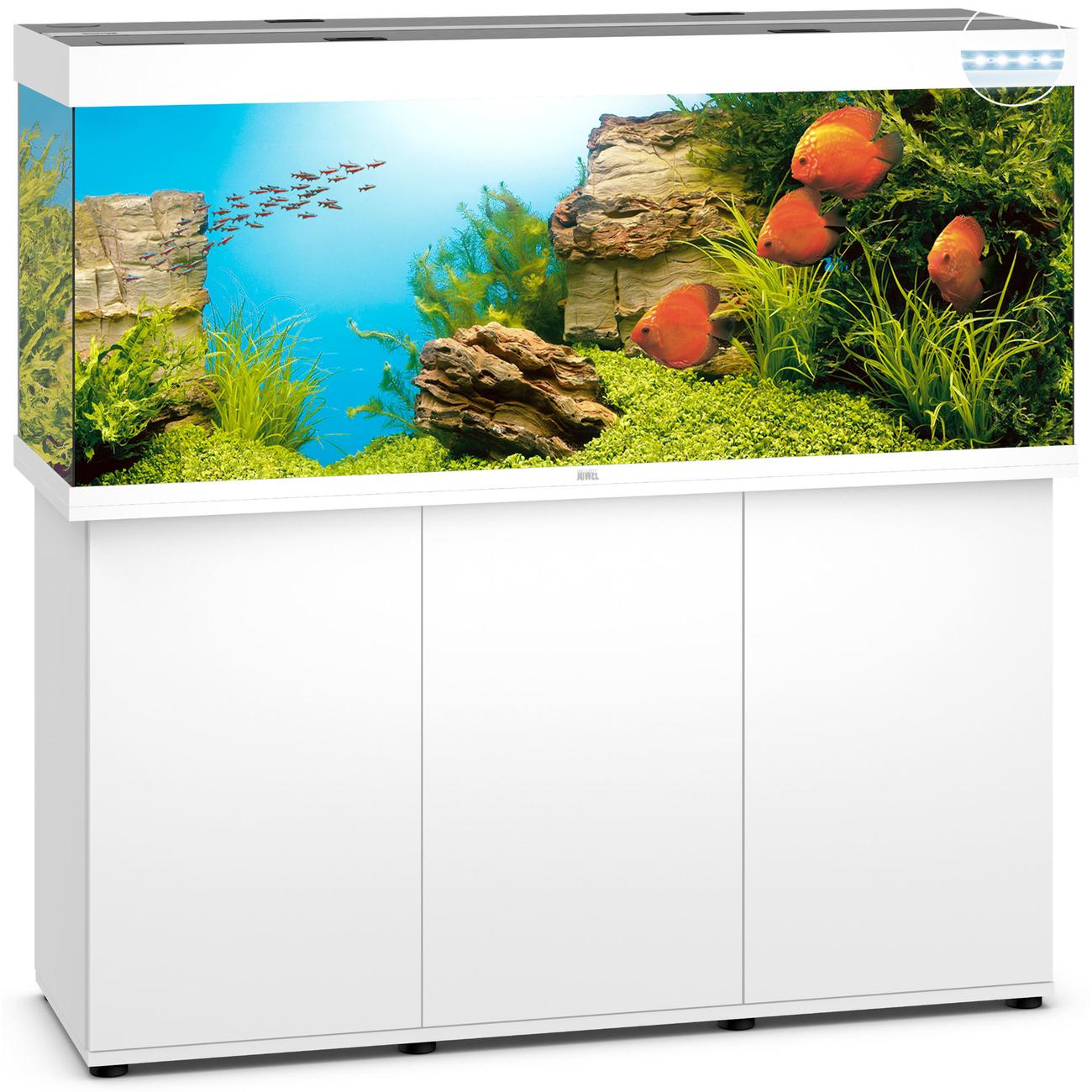 Juwel Rio 450 LED Aquarium mit Unterschrank, Bild 8