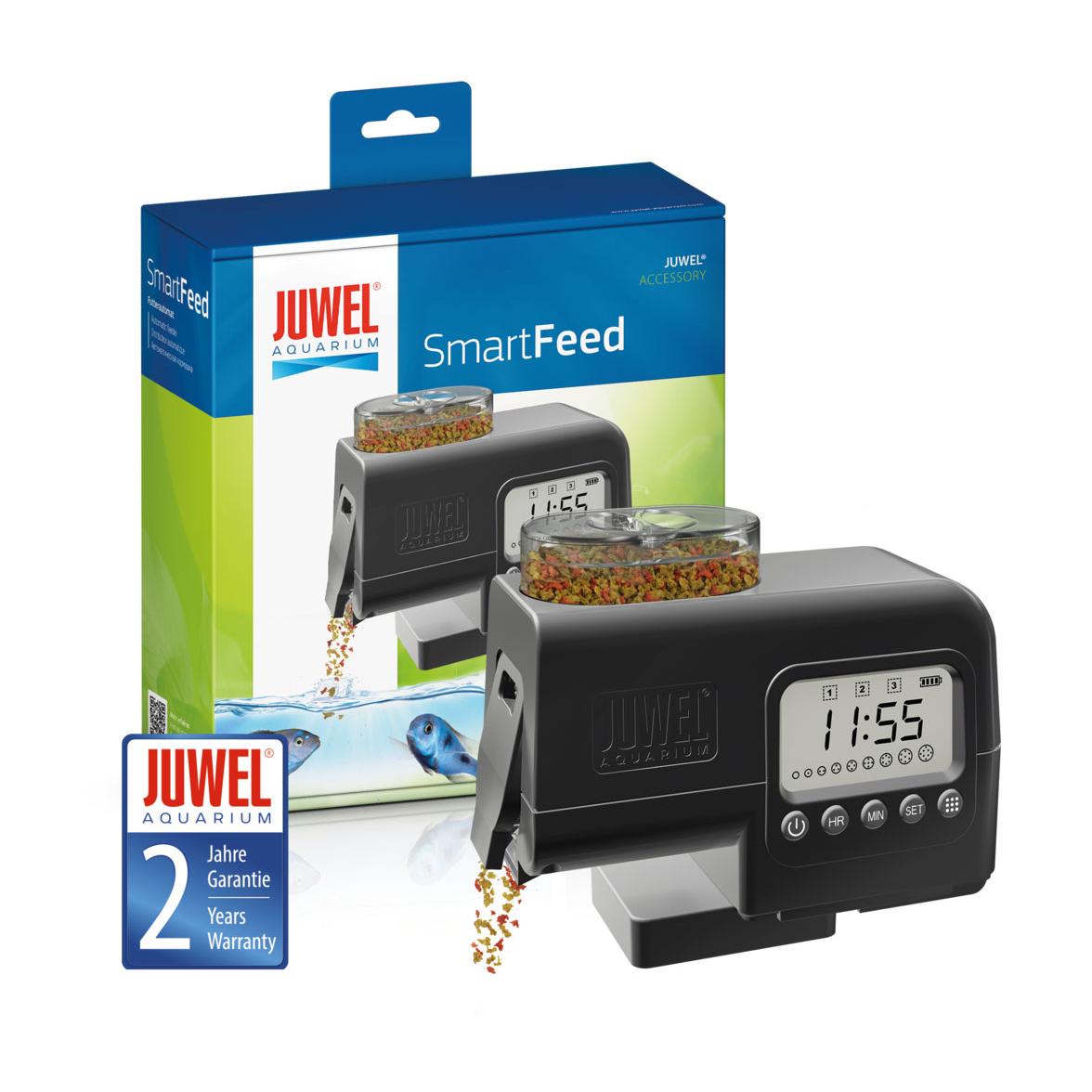 Juwel SmartFeed Premium Futterautomat Aquarium