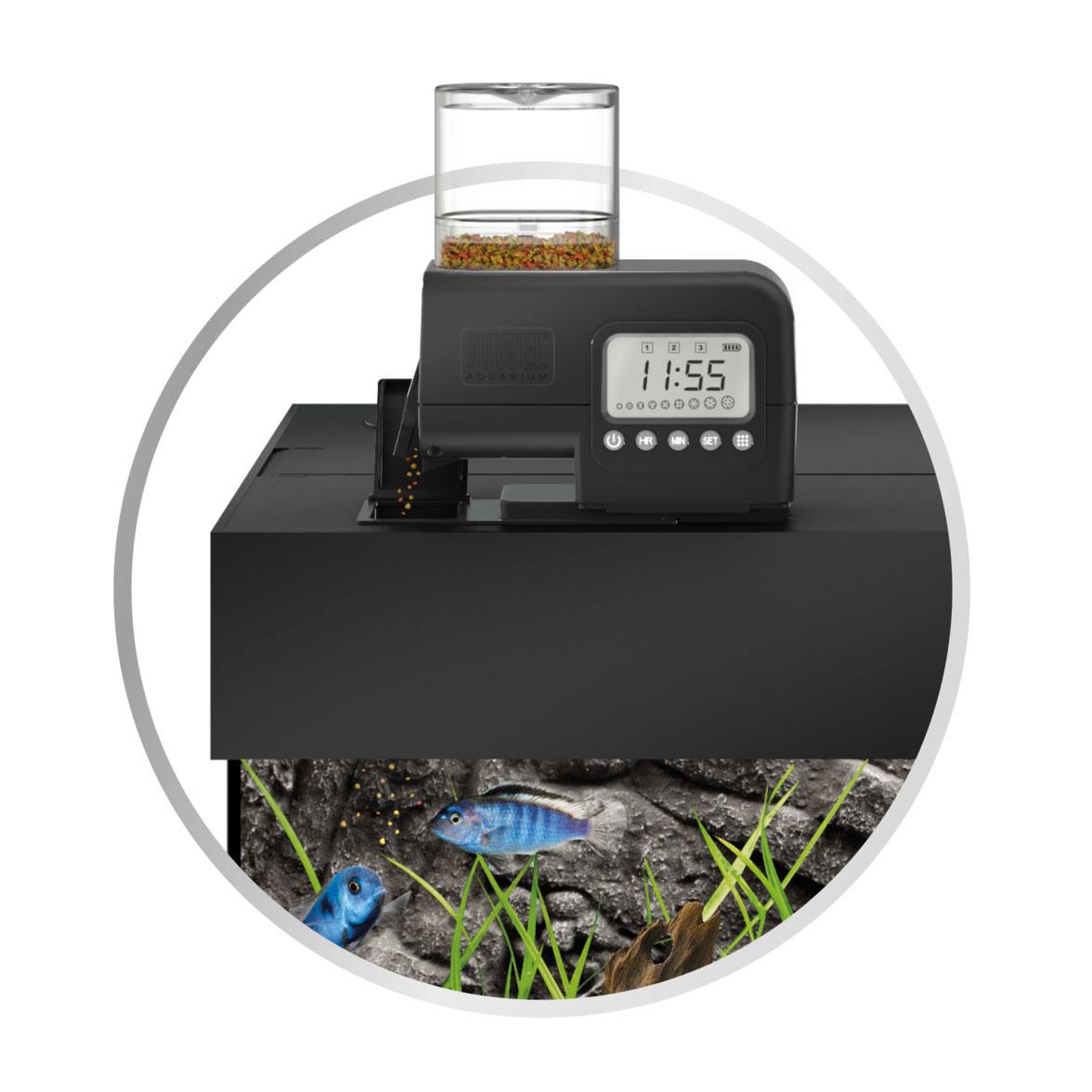 Juwel SmartFeed Premium Futterautomat Aquarium, Bild 3