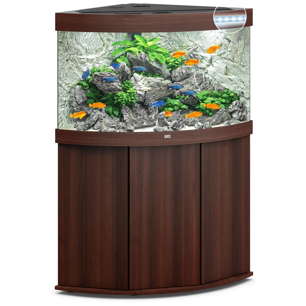 Juwel Trigon 190 LED Eck-Aquarium mit Unterschrank, Bild 15