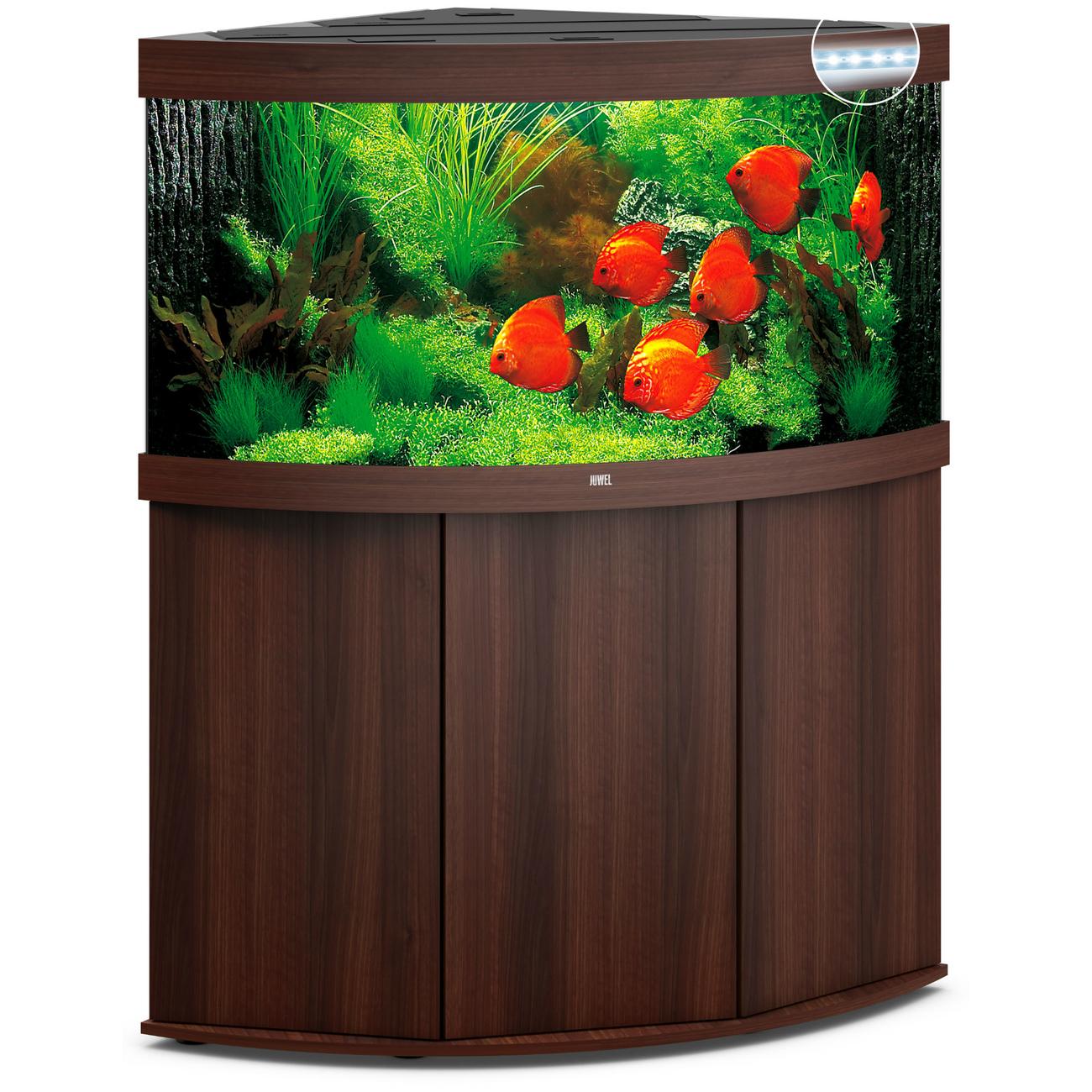 Juwel Trigon 350 LED Eck-Aquarium mit Unterschrank, Bild 15