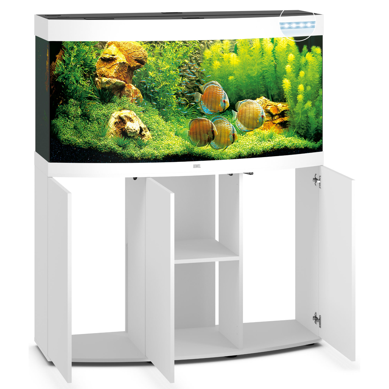 Juwel Vision 260 LED Aquarium mit Unterschrank SBX, Bild 9